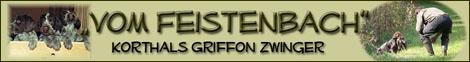 Korthals Griffon Zwinger vom Feistenbach