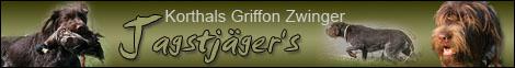 Korthals Griffon Zwinger Jagstjägers
